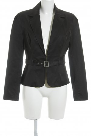 Morgan Smoking-Blazer schwarz Business-Look