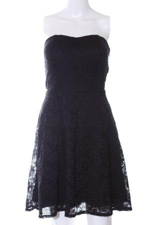 Morgan Spitzenkleid schwarz Elegant