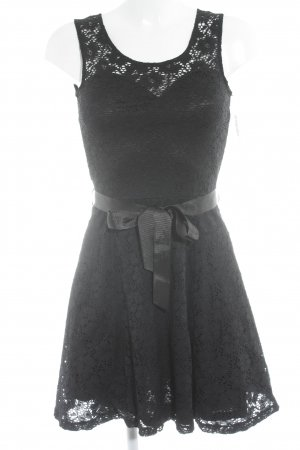 Morgan Lace Dress black elegant