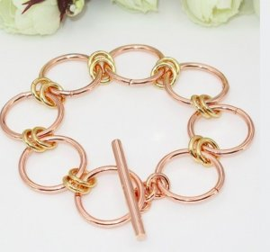 Morgane Bello Armband rose gold Modeschmuck