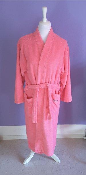 His Peignoirs de bain rose-rose polyester