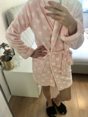 Vivance Dressing Gown natural white-pink