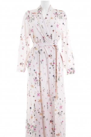 Badjas bloemenprint romantische stijl