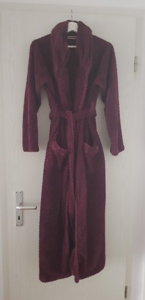 Tkmaxx Dressing Gown brown violet