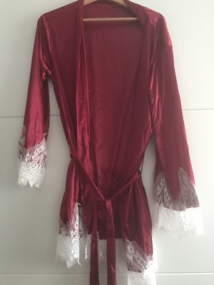 Negligee neon red-raspberry-red