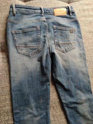 Mos Mosh blue Jeans mit Strass