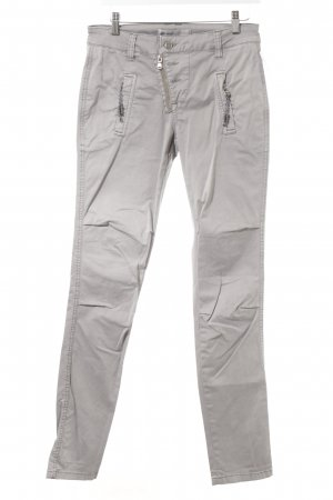 "Mos Mosh Pantalone Capri ""Valerine Pants"" grigio"