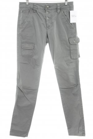 Mos Mosh Pantalone cargo grigio scuro stile atletico