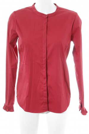 Mos Mosh Blusa brillante rojo estilo «business»