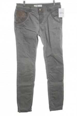 Mos Mosh Low Rise Jeans grey