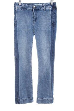 Mos Mosh Skinny Jeans dunkelblau-blau Casual-Look
