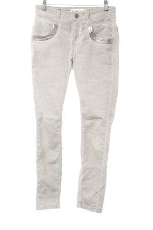 Mos Mosh Skinny Jeans grau Elegant