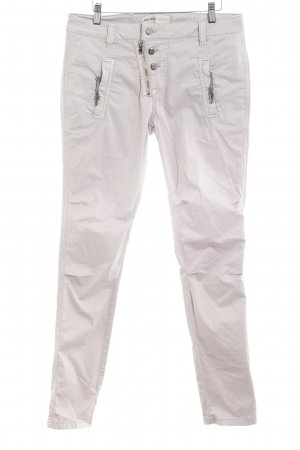 Mos Mosh Slim Jeans dusky pink extravagant style