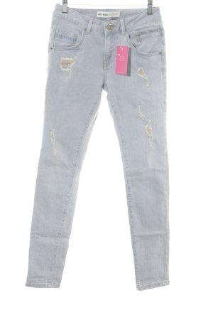 Mos Mosh Slim Jeans mehrfarbig Casual-Look