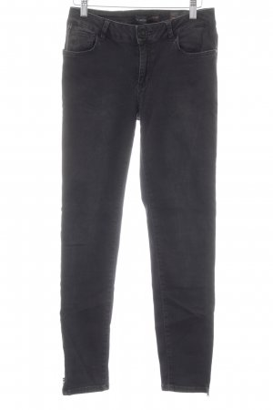 Mos Mosh Slim Jeans schwarz Casual-Look