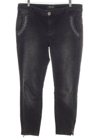 Mos Mosh Jeans elasticizzati antracite stile casual