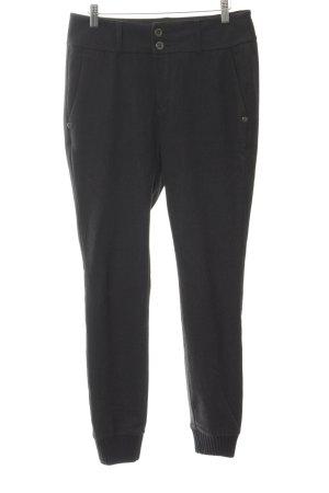 Mos Mosh Pantalón deportivo negro look casual