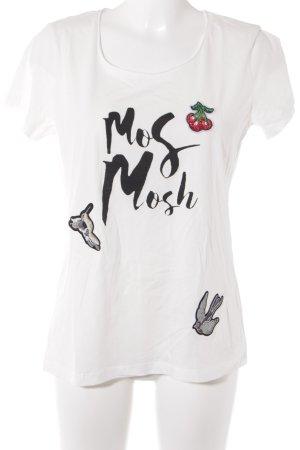 Mos Mosh T-Shirt mehrfarbig Casual-Look