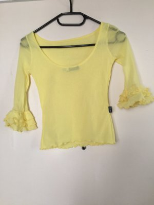 Moschino 3/4 Arm Shirt tolle Farbe