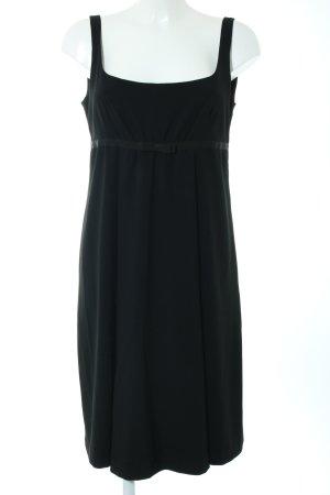 Moschino Abendkleid schwarz Casual-Look