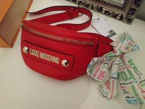 Love Moschino Marsupio rosso