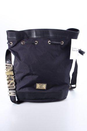 Moschino Pouch Bag black street-fashion look