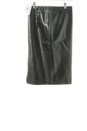 Moschino Bleistiftrock schwarz Eleganz-Look
