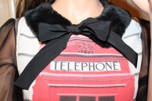 MOSCHINO Bluse Seide Cheap and Chic London blouse tunic NEU