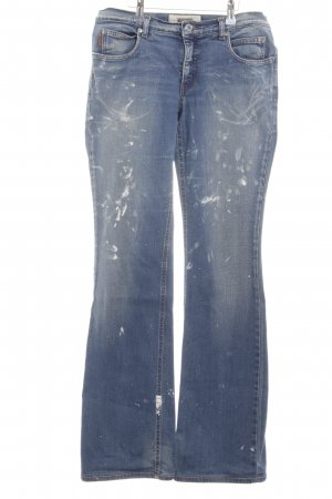 Moschino Boot Cut Jeans blue casual look