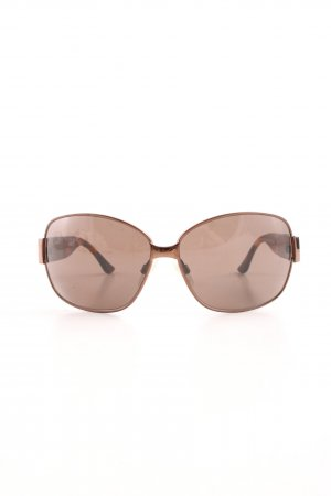 Moschino Butterfly Brille braun Casual-Look