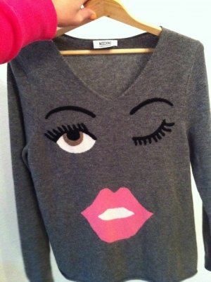 Moschino Cashmere Pullover