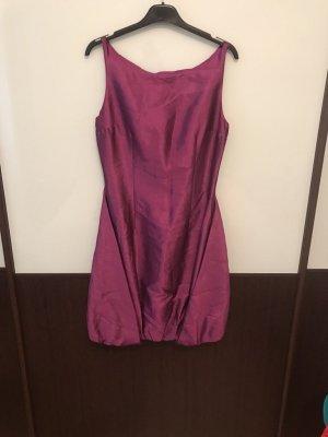 Moschino Balloon Dress purple