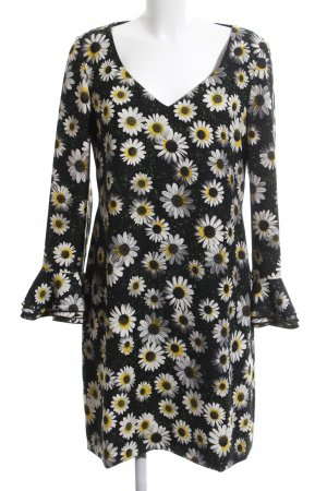 Moschino Cheap and Chic Cocktailkleid Allover-Druck Casual-Look