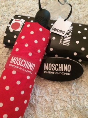 Moschino Cheap and Chic,Taschenschirm.