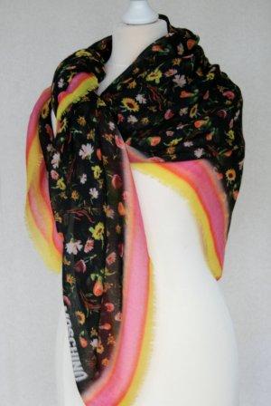 Moschino Cheap and Chic Foulard multicolore Lana