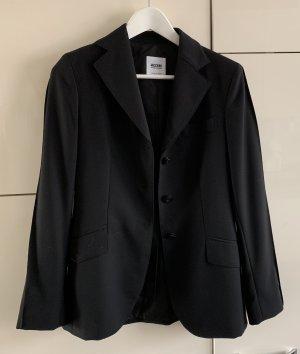 Moschino Cheap & Chic Blazer Schwarz Designer Jacke Luxus