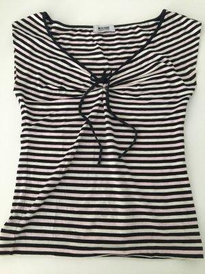 Moschino Stripe Shirt multicolored cotton