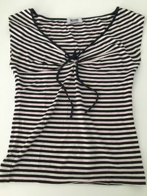 Moschino Cheap Chic shirt 36 S schleife italy