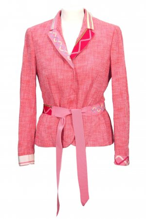 MOSCHINO CHEAPandCHIC Jacke in Rosa