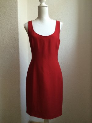 MOSCHINO COUTURE Kleid rot