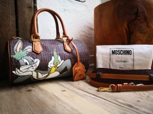 Moschino Couture Looney Tunes by Jeremy Scott