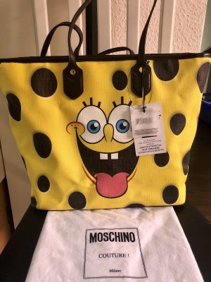 Moschino Couture Spongebob Shopper limitiert