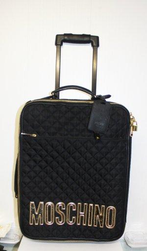 MOSCHINO Designer Koffer Trolley Reisetasche
