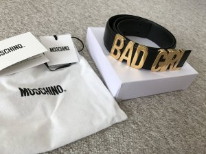 "Moschino Gürtel ""Bad Girl"""