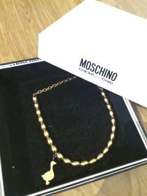 Moschino Halskette in perfekt zustand.