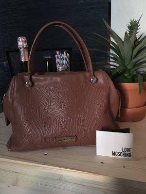 Moschino Handtasche beige