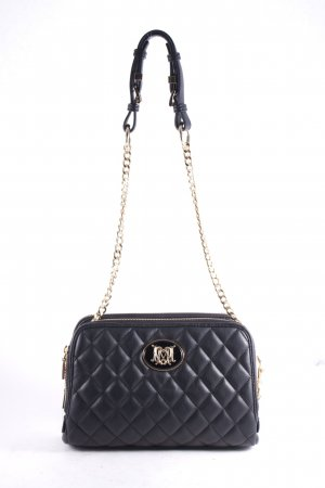 "Moschino Handtasche ""Quilted Chain Bag Black"" schwarz"