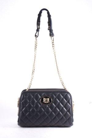 """Moschino Handtasche """"Quilted Chain Bag Black"""" schwarz"""