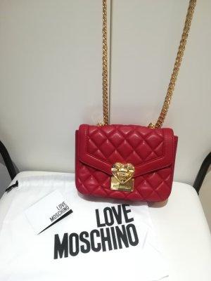 Love Moschino Gekruiste tas rood