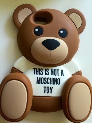 Moschino Handyhülle Teddy IPhone 6